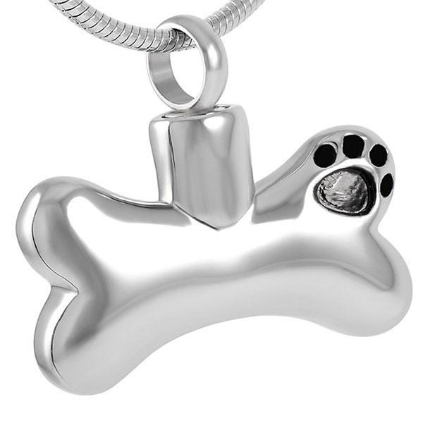 J-02 - Dog Bone Necklace