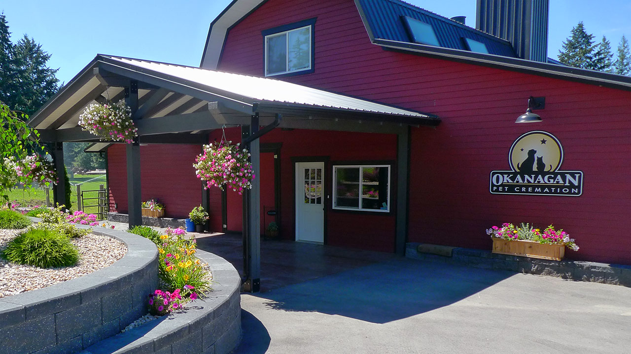 Okanagan Pet Cremation Office
